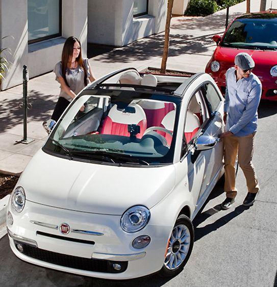 Fiat: 500 cabrio convertible
