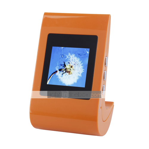 1.5″ LCD Rechargeable Digital USB Photo Frame Keychain