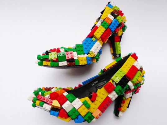 A Pair of Stilettos With…Legos!