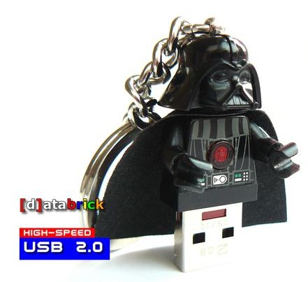 16GB USB Memory Drive Dark Side