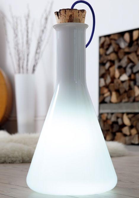 Labware table/floor lamp