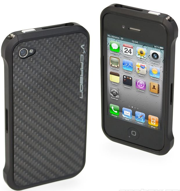 Element Vapor AR-15 Case for iPhone 4