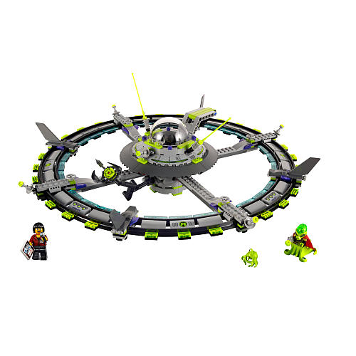 LEGO Alien Conquest Alien Mothership (7065)