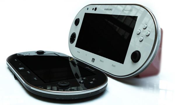 Samsung HD3 Console Concept