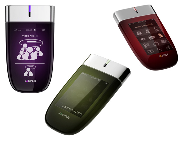 Phone That Speaks Your Language