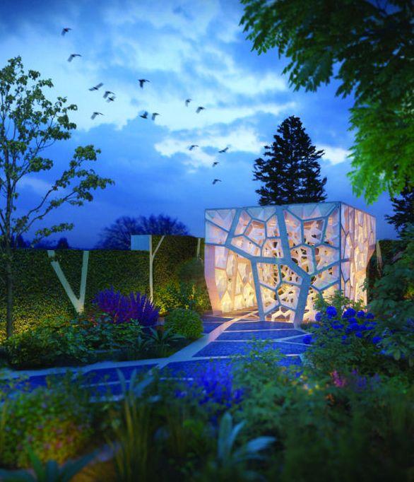 Eureka Pavilion Mimics