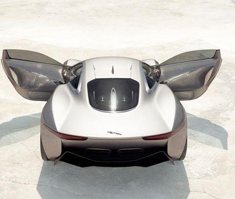 Jaguar Hybrid C-X75 Supercar