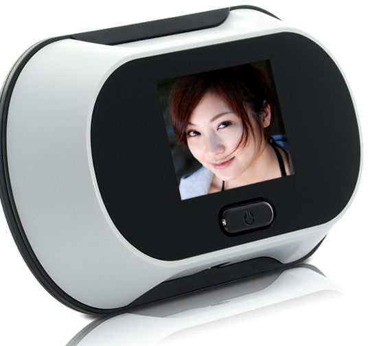 Digital Peephole Viewer with 2.5 Inch TFT LCD Screen
