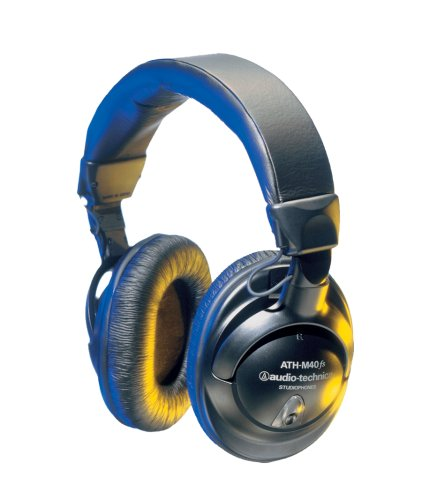 Audio-Technica Precision Studio Headphones