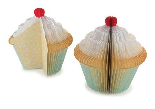 Cupcake Desk Memo Pad