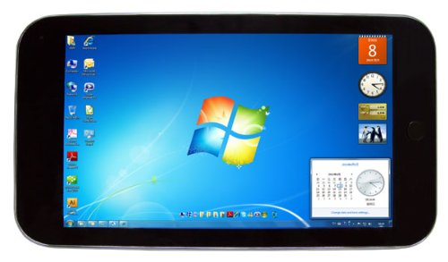 M1 Touch Tablet PC Windows 7 Home Premium