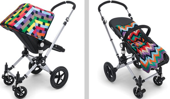 Stroller Bugaboo and Missoni