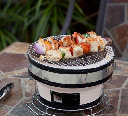 HotSpot Round Yakatori Charcoal Grill