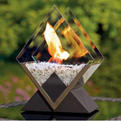 Marquee Tabletop Gel Burner