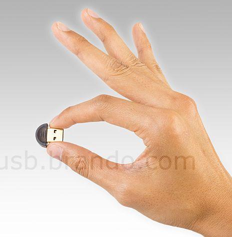 Tiny USB Bluetooth v3.0 Dongle