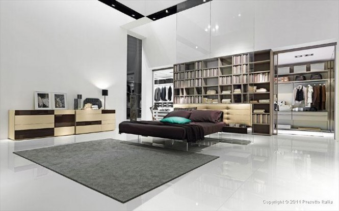 Bedrooms from Presotto