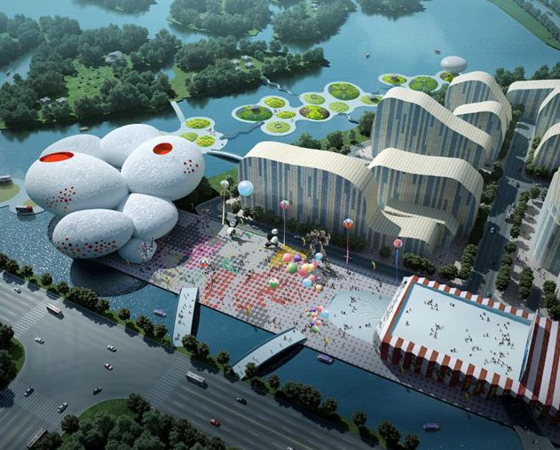 China comic and animation museum