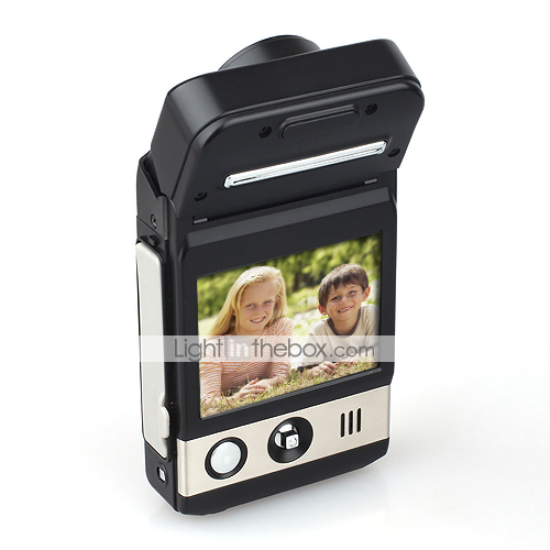 Car DVR and Video Camcorder