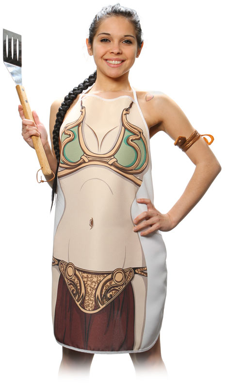 Princess Leia Apron
