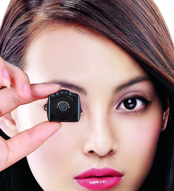 Advanced World's Smallest Camera