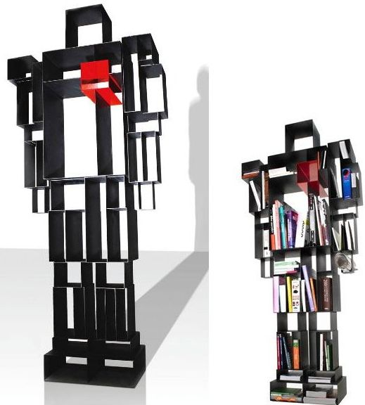 Fabio Novembre Robox Bookcase