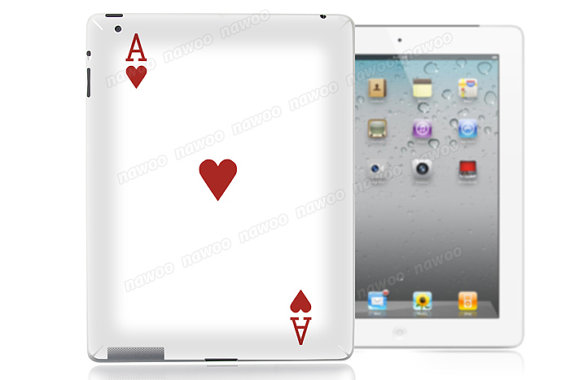 Hear A Vinyl Skin Sticker Decal for iPad2