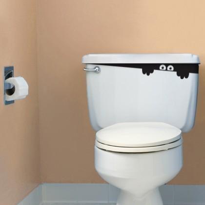 Toilet Monster