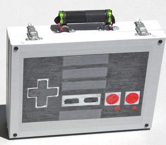 Nintendo NES Controller Laptop Case
