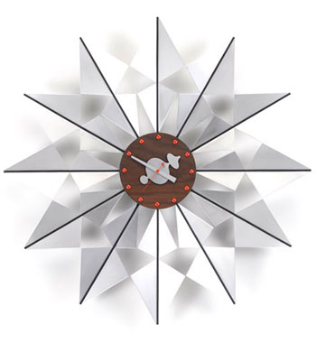 Flock of Butterflies Wall Clock