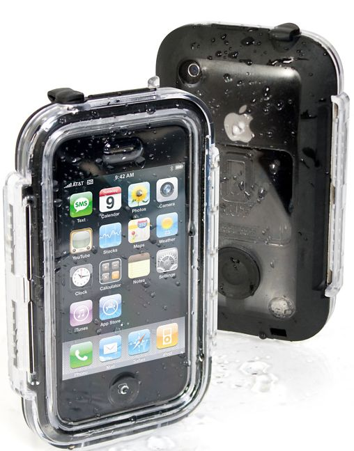 NUT-Rugged iPhone Case