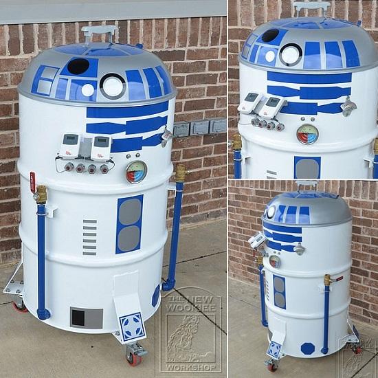 R2-D2 Smoker