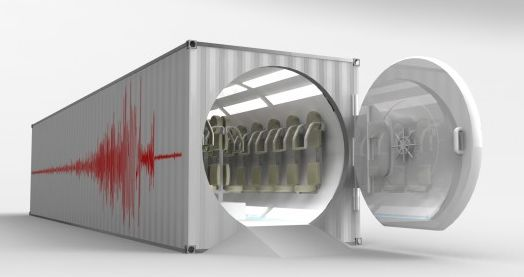 Survival Rooms Are Disaster Proof Prefab Capsule Units That May Save Lives