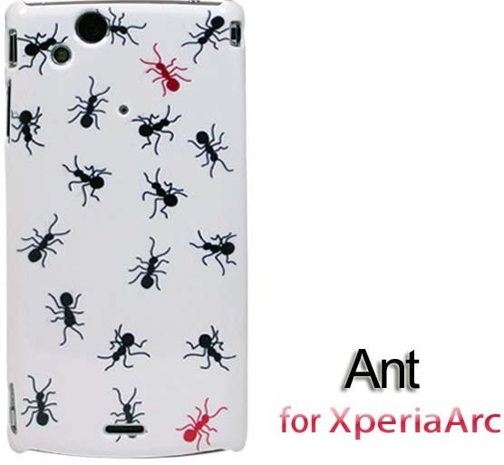 Ant Custom Jacket for XPERIA arc