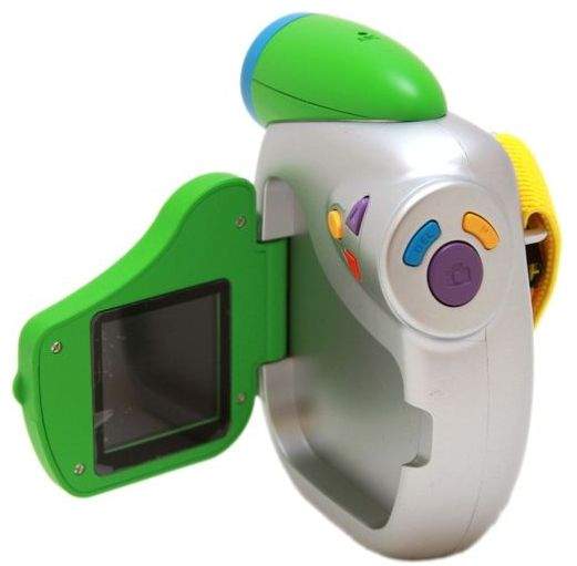 Sakar Digital Concepts Crayola Digital Camcorder Green With Crayola Bundle
