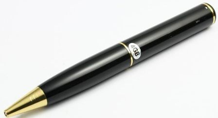 SPY VIDEO RECORDING CAMERA CAM PEN DVR