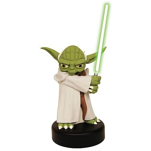 Star Wars Yoda Talking USB Desk Protector