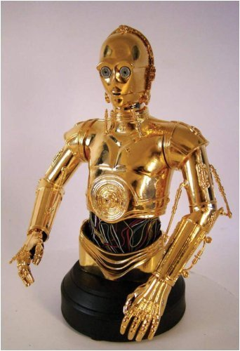 Star Wars C3PO Mini Bust
