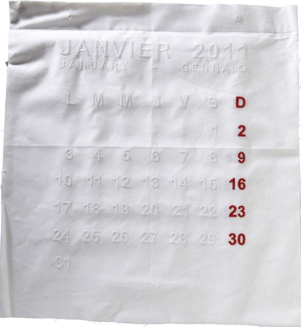 Coton 2012 / Set 12 serviettes de tables