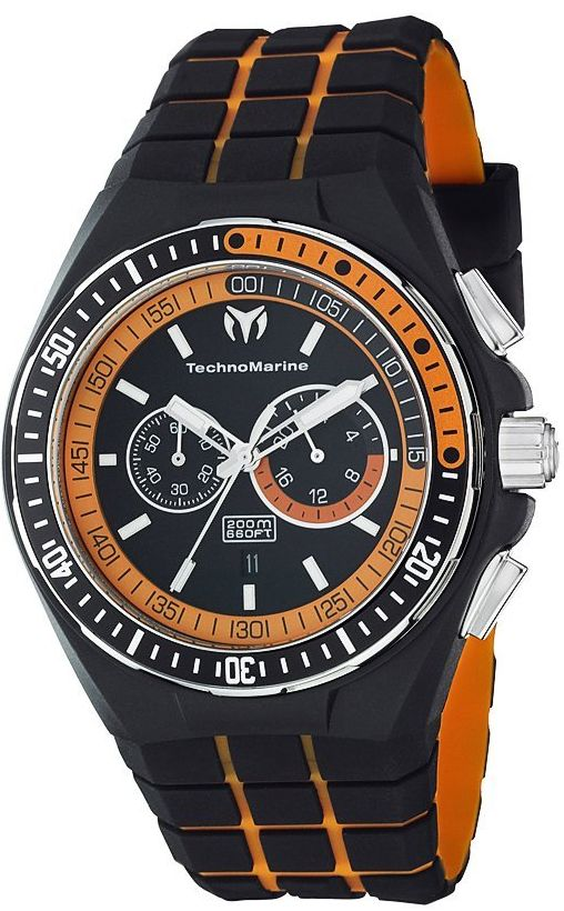 TechnoMarine Men's Cruise Sport Set Watch