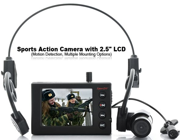 ActionCam – Sports Action Camera