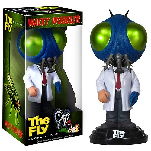 The Fly Bobble Head