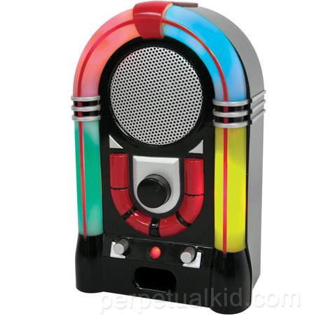 RETRO JUKE BOX SPEAKER