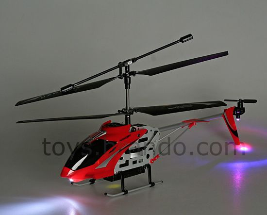 RC SPY GYRO-VIDEO RECORDING Helicopter