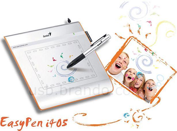 Genius EasyPen i405