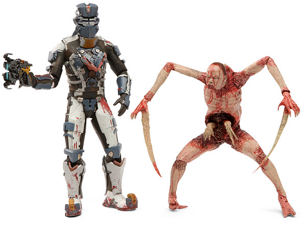Dead Space Action Figures