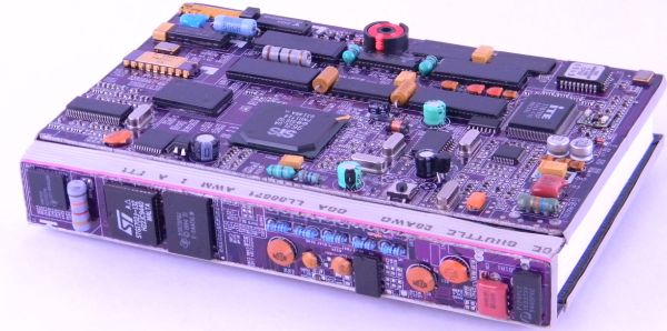 PURPLE PCB Covered Data Journal