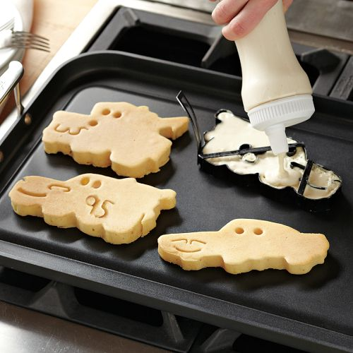 Cars 2 Pancake Molds