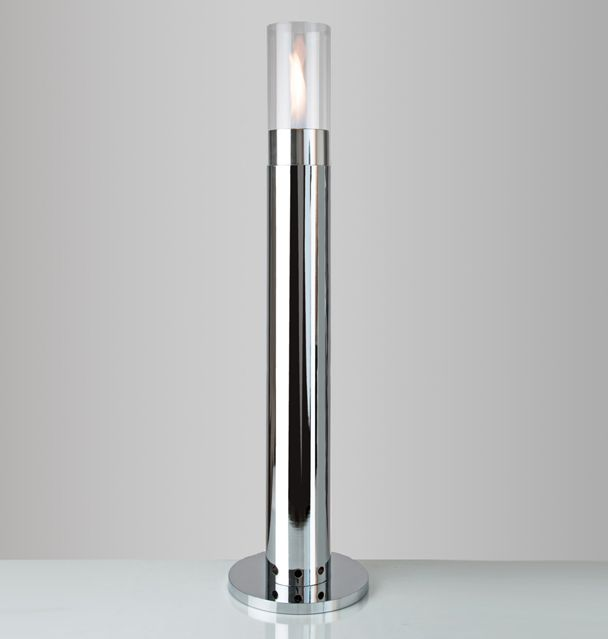 Indoor Outdoor Fire Pillar