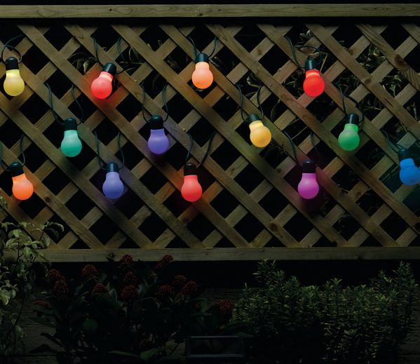 Solar Party Lights