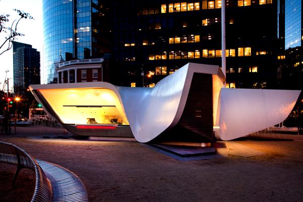 Dutch Design in Battery Park